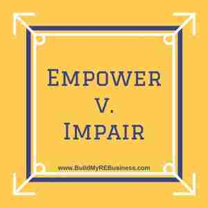 Empower vs Impair