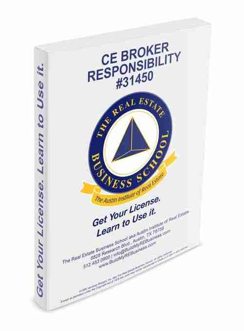 broker responsibility book